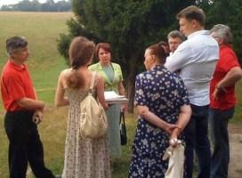 Двойных провел встречу по поводу сохранения культурного наследия Хотьково.