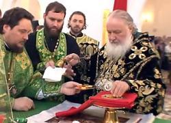 Предстоятель РПЦ освятил женский монастырь в Хотьково