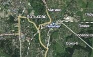 В Хотьково 7 молодых человек совершили 4 разбойных нападения за один день.