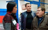 Итоги выборов в советов депутатов Хотьково 14 сентября 2014 года.